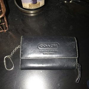 Vintage Authentic Coach Wristlet